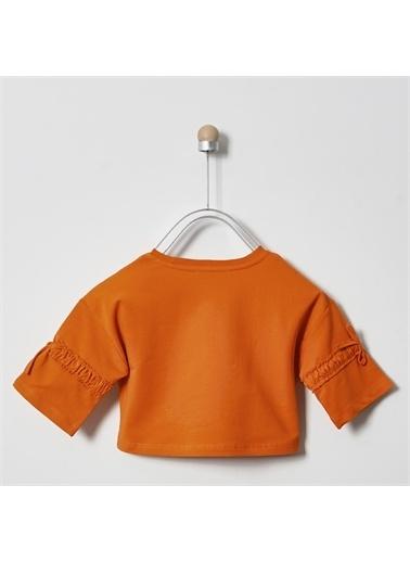 Panço Sweatshirt 2011GK08012 Oranj